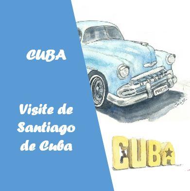 Chevrolet Bel Air à Santiago de Cuba