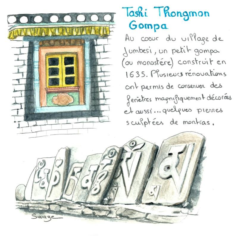 Tashi Thongmon Gompa