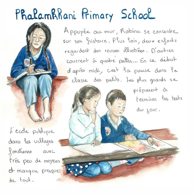 Phalamkhani primary school