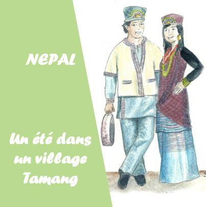 Un été dans un village Tamang