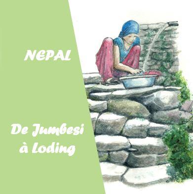 népal - Trek des monastères et rhododendrons