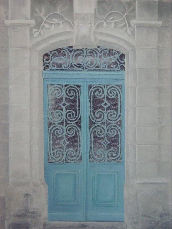 Pastel Heavens'door La porte du paradis